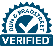 Dun & Bradstreet Verified seal